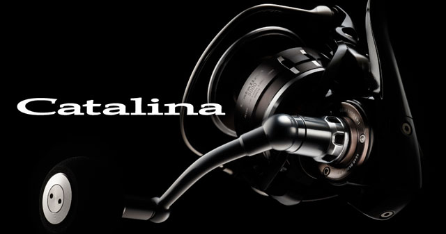 2016NEW DAIWA Catalina Spinning Reel