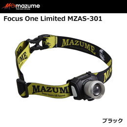 マズメ Focus One Limited MZAS-301 ブラック